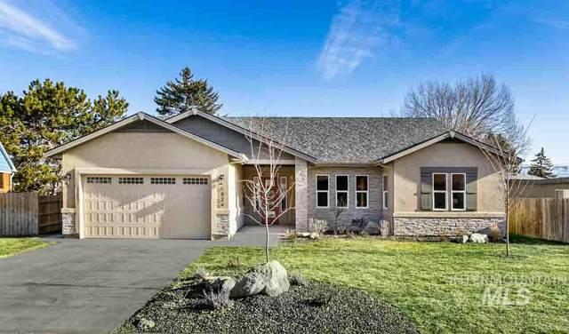 6824 W Fairfield Ave, Boise, ID 83709 (MLS #98758037) :: Jon Gosche Real Estate, LLC