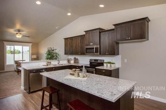 2366 E Cougar Creek St, Meridian, ID 83646 (MLS #98758139) :: New View Team
