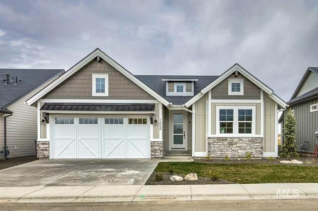 1424 W Cerulean St, Kuna, ID 83634 (MLS #98758145) :: Michael Ryan Real Estate