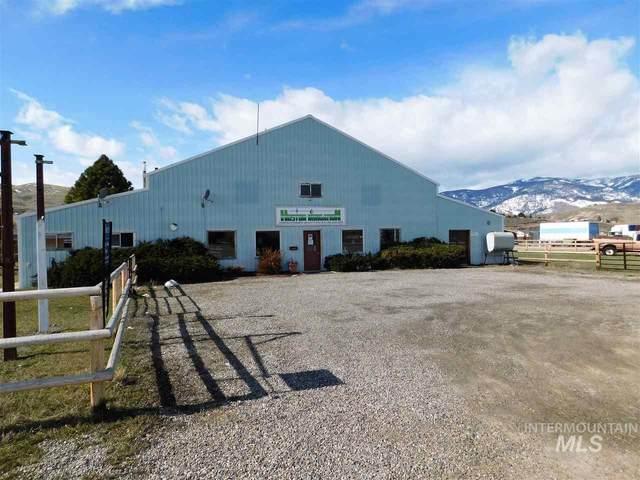 179 Highway 28, Salmon, ID 83467 (MLS #98758972) :: Minegar Gamble Premier Real Estate Services