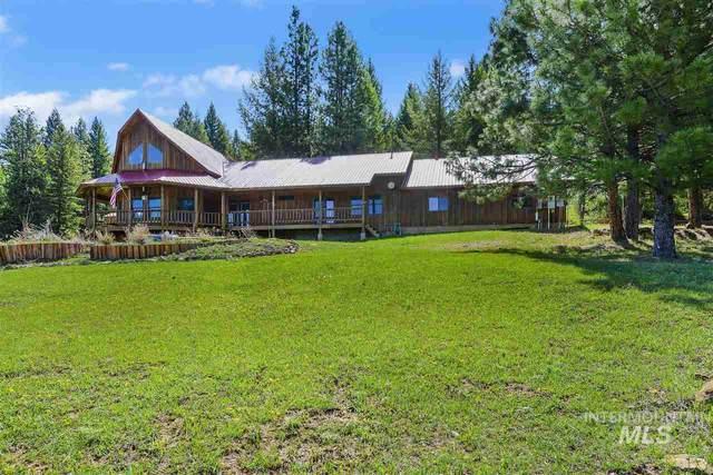64 Homestead Dr., Boise, ID 83716 (MLS #98759096) :: Jon Gosche Real Estate, LLC