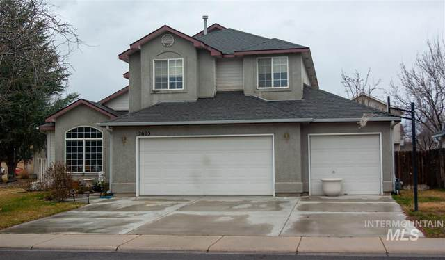 2603 N Bobcat Way, Meridian, ID 83646 (MLS #98759187) :: Juniper Realty Group