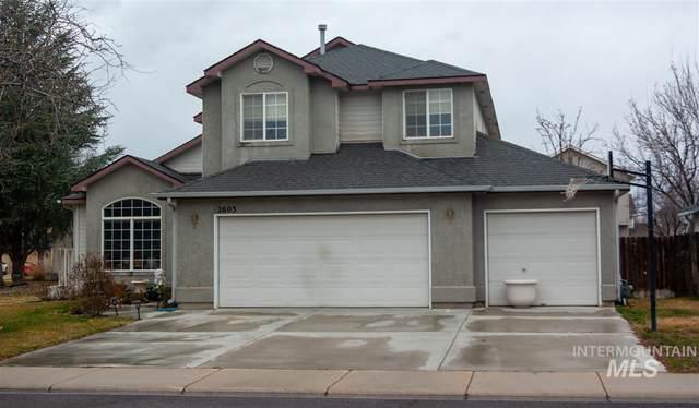2603 N Bobcat Way, Meridian, ID 83646 (MLS #98759187) :: New View Team