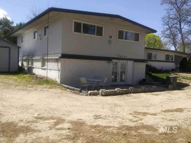6307 W Franklin, Boise, ID 83709 (MLS #98759659) :: Jon Gosche Real Estate, LLC