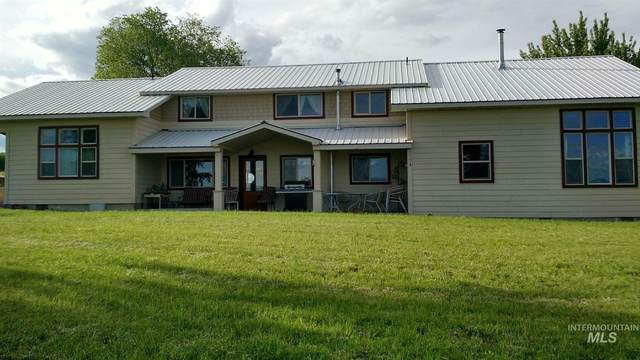 2262 N Grays Creek, Indian Valley, ID 83632 (MLS #98760089) :: Boise River Realty