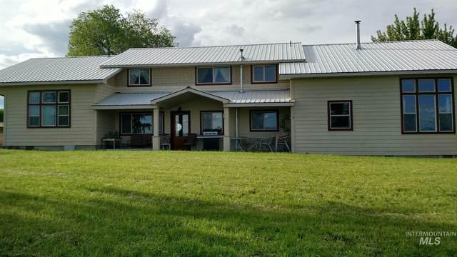 2262 N Grays Creek, Indian Valley, ID 83632 (MLS #98760089) :: Boise River Realty