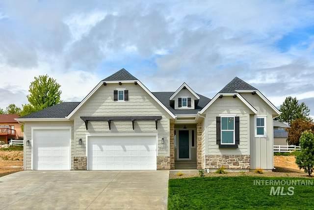 3401 S Grenze Way, Meridian, ID 83642 (MLS #98760132) :: Story Real Estate