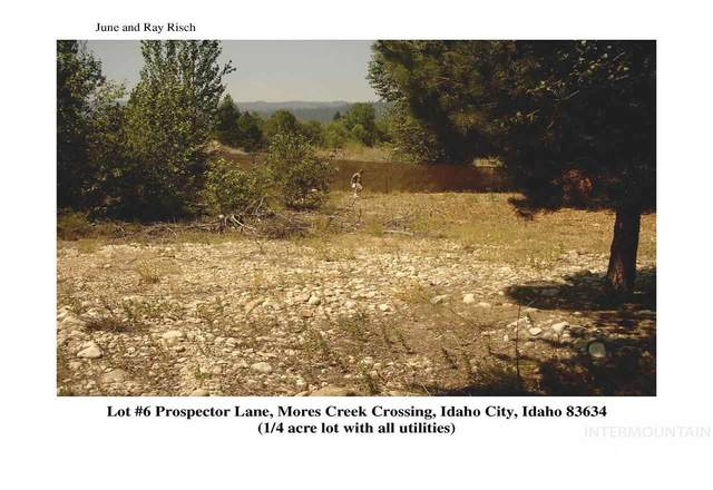 Lot 6 Prospector Lane, Idaho City, ID 83631 (MLS #98760295) :: New View Team