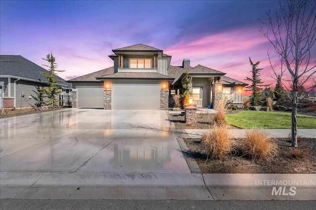 6252 W Striker Dr., Eagle, ID 83616 (MLS #98760435) :: Minegar Gamble Premier Real Estate Services