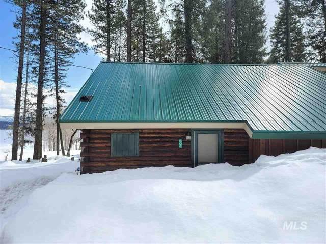 604 Teepee, Cascade, ID 83611 (MLS #98760594) :: Bafundi Real Estate