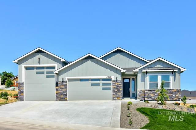 3499 S Bear Claw Ave, Meridian, ID 83642 (MLS #98760654) :: City of Trees Real Estate