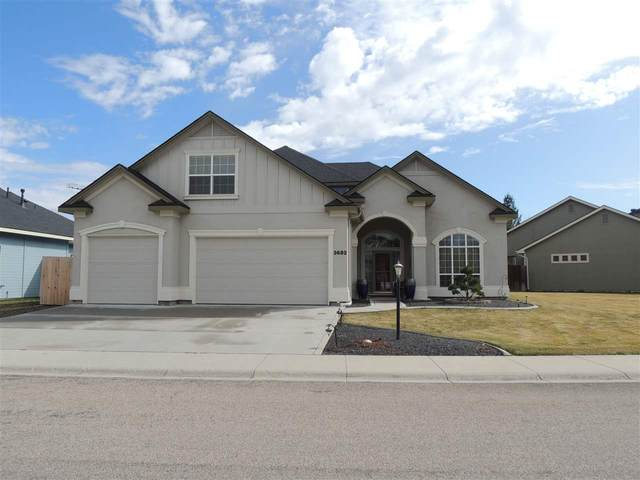 3682 N Leslie Way, Meridian, ID 83646 (MLS #98761013) :: Boise Home Pros