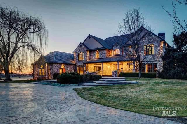 6673 N Fox Run Ave, Meridian, ID 83646 (MLS #98761034) :: Full Sail Real Estate