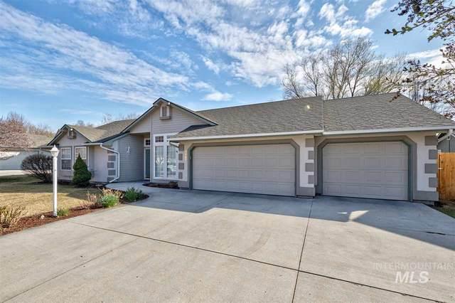 9997 W Targee, Boise, ID 83709 (MLS #98761148) :: Juniper Realty Group