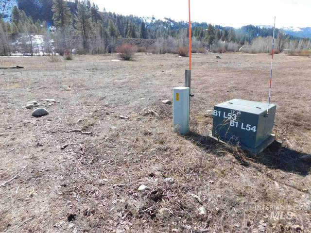 Lot 53 Blk 1 Amended Elk Valley, Featherville, ID 83647 (MLS #98761338) :: Jon Gosche Real Estate, LLC