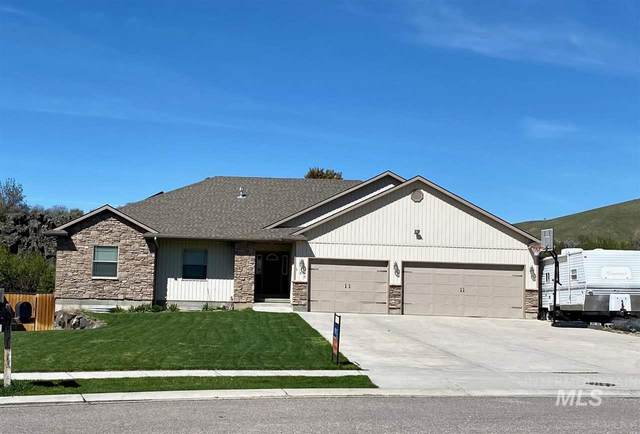 165 Snow Peak, Inkom, ID 83245 (MLS #98761515) :: New View Team