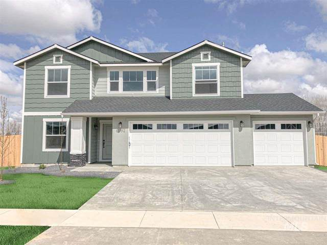 6592 E Benson St., Nampa, ID 83687 (MLS #98761707) :: Jon Gosche Real Estate, LLC