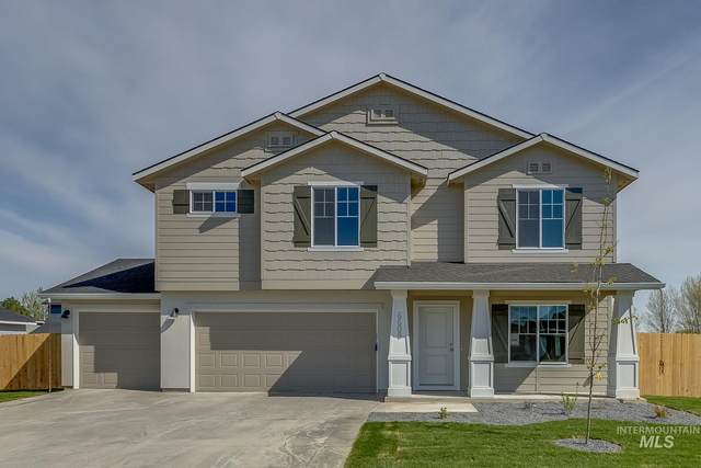 6608 E Benson St., Nampa, ID 83687 (MLS #98761710) :: Jon Gosche Real Estate, LLC