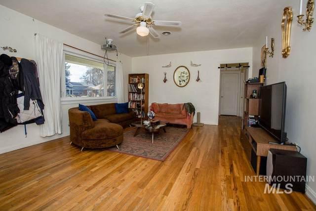 2916 W Dewey Street, Boise, ID 83703 (MLS #98761754) :: Michael Ryan Real Estate
