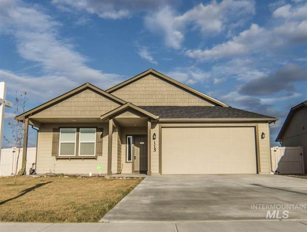 115 Concourse Ave., Caldwell, ID 83605 (MLS #98761920) :: Boise Home Pros