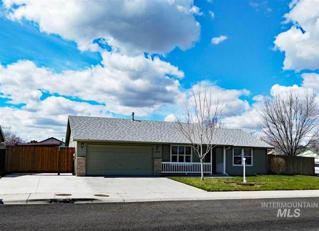 1037 N Scrivner Way, Meridian, ID 83642 (MLS #98762190) :: New View Team