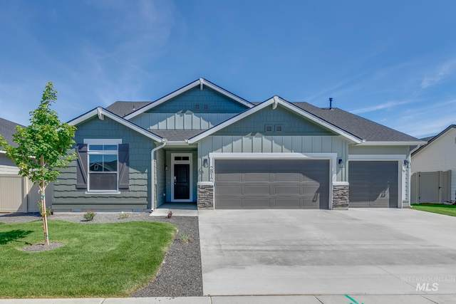 2912 W Silver River St., Meridian, ID 83646 (MLS #98762493) :: Jon Gosche Real Estate, LLC