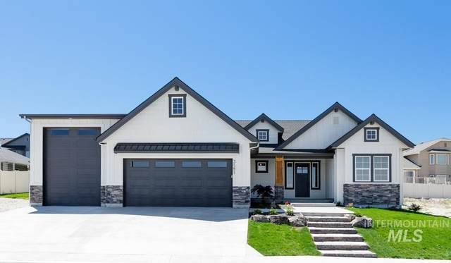 3591 S Bear Claw, Meridian, ID 83642 (MLS #98762523) :: City of Trees Real Estate