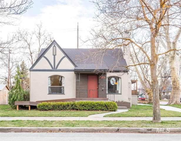 2121 W Jefferson Street, Boise, ID 83702 (MLS #98762573) :: Boise River Realty