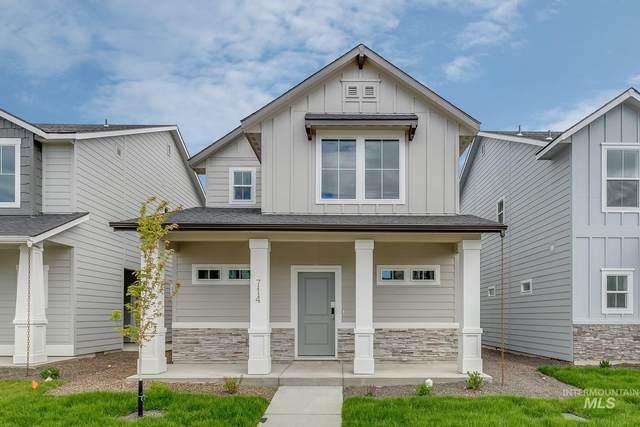 714 E Springloyd St, Meridian, ID 83642 (MLS #98762718) :: City of Trees Real Estate