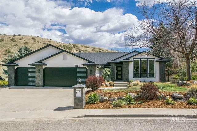 1323 E Harcourt Dr, Boise, ID 83702 (MLS #98762771) :: Boise River Realty