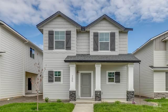 762 E Springloyd St, Meridian, ID 83642 (MLS #98762793) :: City of Trees Real Estate
