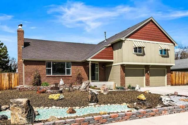 5280 W Bainbridge Dr, Boise, ID 83703 (MLS #98762869) :: Full Sail Real Estate