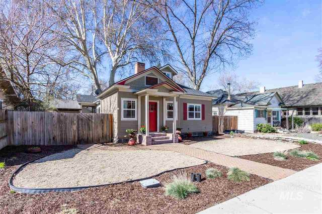 1315 W Fort St., Boise, ID 83702 (MLS #98762876) :: Idahome and Land
