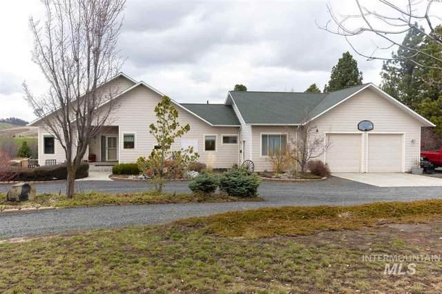 1023 Chaney Road, Viola, ID 83872 (MLS #98763060) :: Beasley Realty