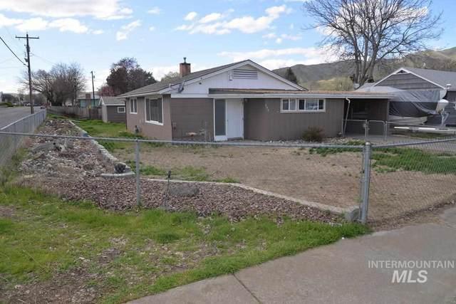548 Monroe St, Clarkston, WA 99403 (MLS #98763078) :: Beasley Realty