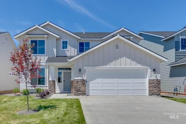 2109 N Bing Ave, Meridian, ID 83646 (MLS #98763127) :: Boise River Realty
