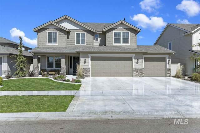 2662 E Taormina, Meridian, ID 83642 (MLS #98763169) :: Boise River Realty