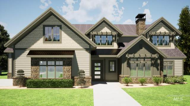 821 W Water Vista Drive, Eagle, ID 83616 (MLS #98763816) :: Build Idaho