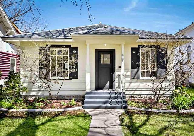 2106 N Harrison Blvd, Boise, ID 83702 (MLS #98763896) :: Boise River Realty