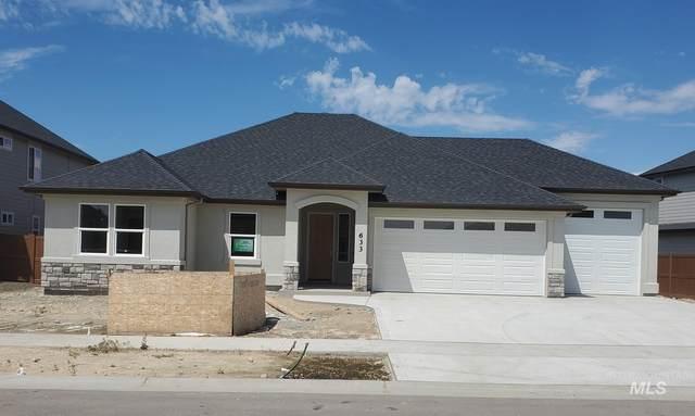 633 S Aspen Lakes Way, Star, ID 83669 (MLS #98764064) :: Build Idaho