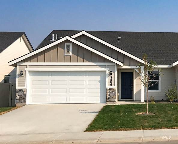 7586 S Boysenberry Avenue, Boise, ID 83709 (MLS #98764114) :: Beasley Realty