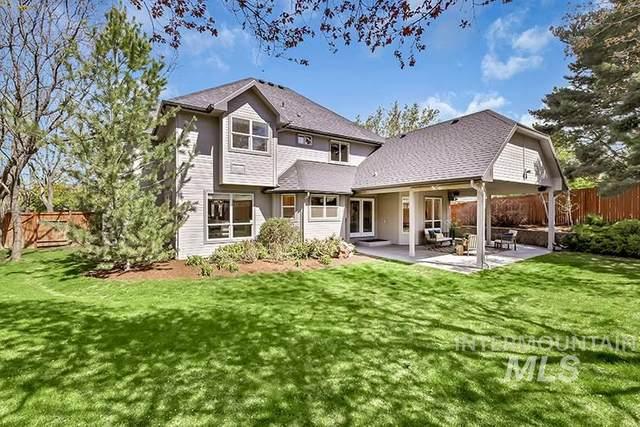 1201 E Harcourt Dr, Boise, ID 83702 (MLS #98764674) :: Boise River Realty