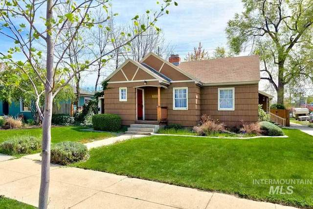 2421 W Idaho, Boise, ID 83702 (MLS #98764782) :: Navigate Real Estate