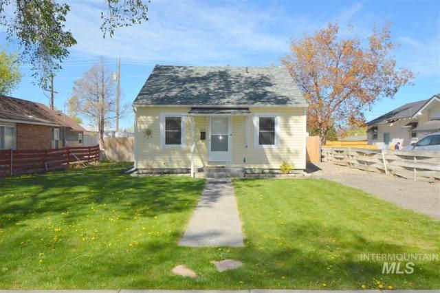 127 Van Buren St, Twin Falls, ID 83301 (MLS #98764955) :: Boise Home Pros