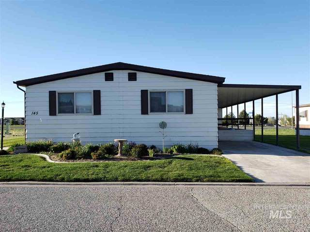450 Poleline Rd #145 #145, Twin Falls, ID 83301 (MLS #98765113) :: Michael Ryan Real Estate