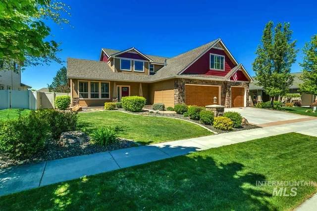 3665 S Firenze Way, Meridian, ID 83642 (MLS #98765243) :: Story Real Estate
