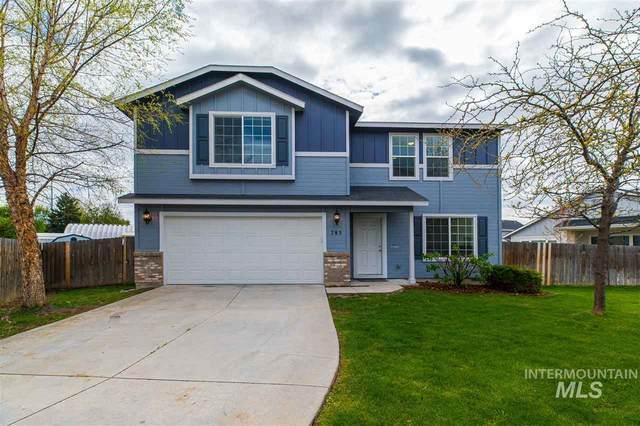 785 W Archerfield St, Meridian, ID 83646 (MLS #98765551) :: Story Real Estate