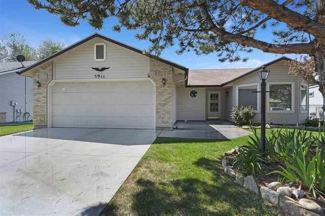 5911 N Cloud Nine Dr, Garden City, ID 83714 (MLS #98765629) :: Jon Gosche Real Estate, LLC