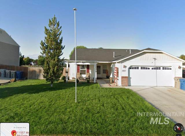 11557 W Mcgraw Drive, Nampa, ID 83651 (MLS #98765831) :: Boise River Realty