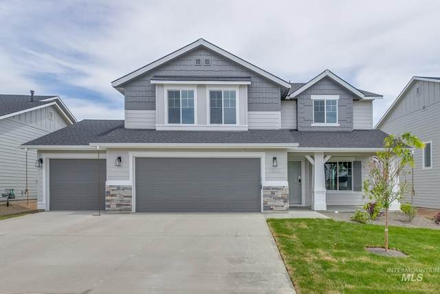 6836 S Catfish Creek Ave, Meridian, ID 83642 (MLS #98765861) :: Jon Gosche Real Estate, LLC